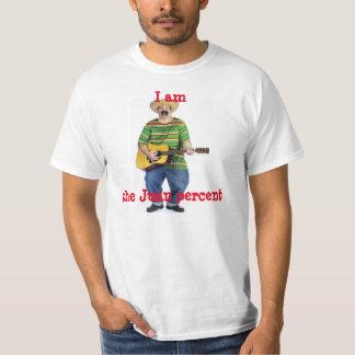 Camisa mexicana divertida