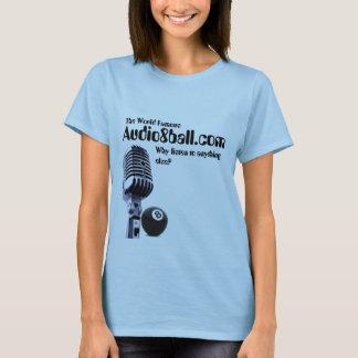 camisa mic y 8ball de Audio8ball.com