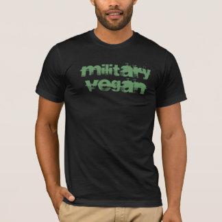 Camisa militar del vegano