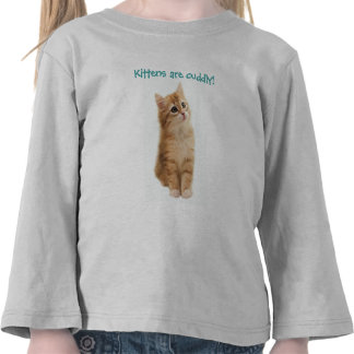 Camisa mimosa del gatito