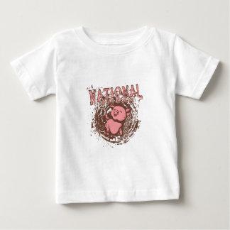 Camisa nacional del día del cerdo