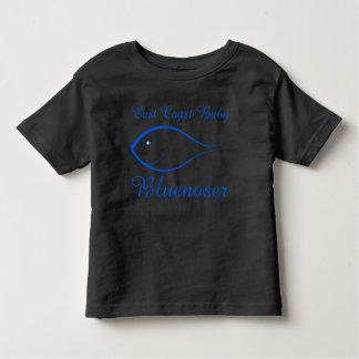 Camisa náutica linda de los pescados de Bluenoser