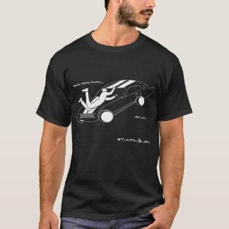 camisa negra de Stuntdubl.com