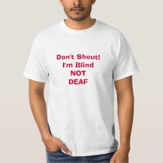 Camisa no sorda de las persianas