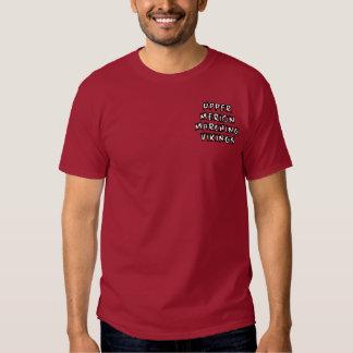 Camisa oficial de la demostración del campo de