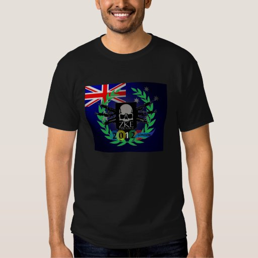 Camisa olímpica de la división de Australia del