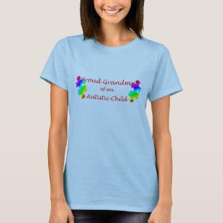 Camisa orgullosa de la abuela