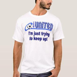 camisa orgullosa unida equipo del padre