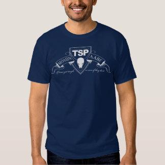 Camisa oscura de la hormiga del TSP