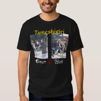 Camisa oscura: Tameshigiri