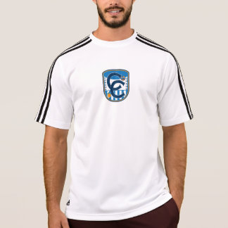Camisa para hombre de la actividad de los deportes
