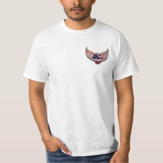 Camisa para hombre de las alas tribales de