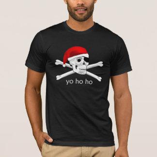 Camisa para hombre de Santa Yo del pirata Ho Ho