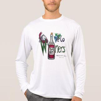 Camisa para hombre del LS de la tonelada de Bon de