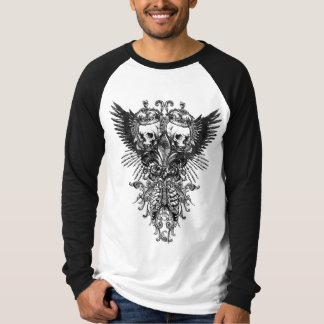 Camisa para hombre del Throwdown arcaico crudo