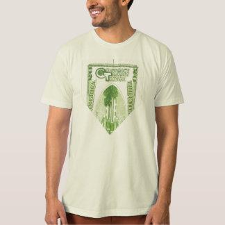 Camisa para hombre orgánica doblada $20
