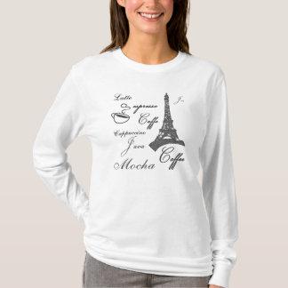 Camisa para mujer de Java París de los amantes de
