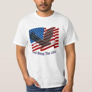 Camisa patriótica de Eagle