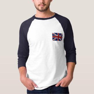 Camisa patriótica de la BANDERA BRITÁNICA
