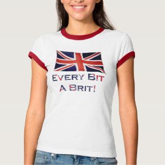 Camisa patriótica del campanero de la BANDERA