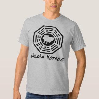 Camisa PERDIDA de los héroes del Nacho