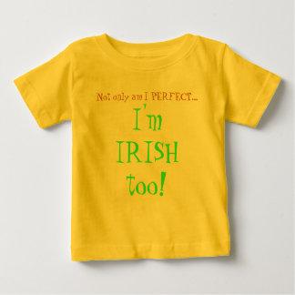 Camisa perfecta e irlandesa