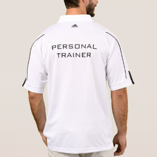 Camisa personal del instructor de Adidas