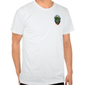 Camisa personalizada de la barra de Tiki