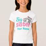 Camisa personalizada gato del gatito de la hermana