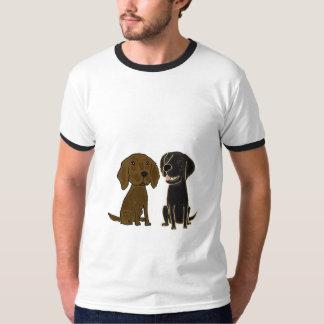 Camisa Plano-revestida del perro perdiguero AF