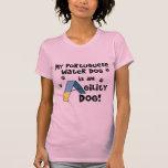 Camisa portuguesa de Twofer del perro de la