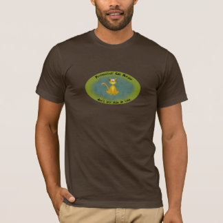 Camisa profesional del pastor del gato