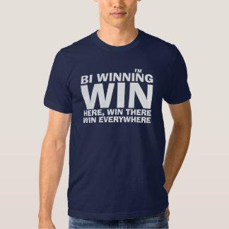 Camisa que gana