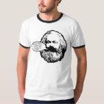 Camisa que habla adaptable de Marx