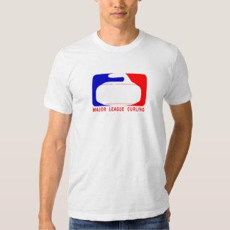Camisa que se encrespa de la liga