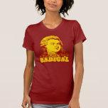 Camisa radical americana de Thomas Jefferson