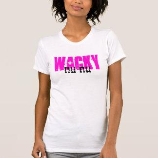 ¡Camisa rara del ~Whatever de NU NU! Camisas