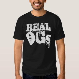 Camisa REAL de la oscuridad de OGs