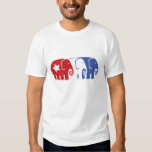 Camisa republicana de los elefantes