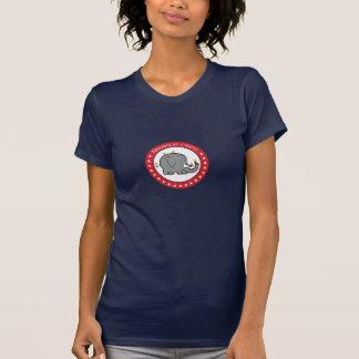 camisa republicana de los polluelos