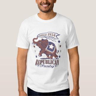 Camisa retra del GOP