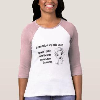 Camisa retra divertida de la mamá