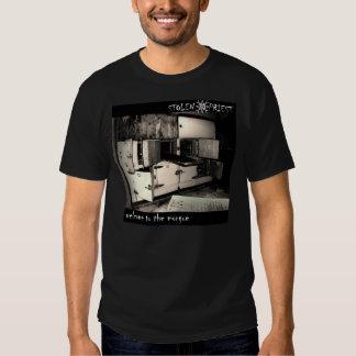 Camisa robada de la banda del sacerdote