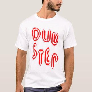 Camisa roja grande del club de baile D de los