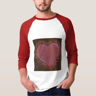 Camisa ROMÁNTICA del corazón