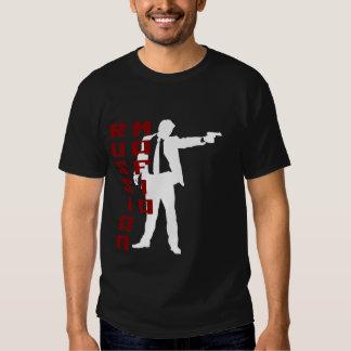 Camisa rusa de la mafia