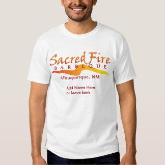 Camisa sagrada del fuego