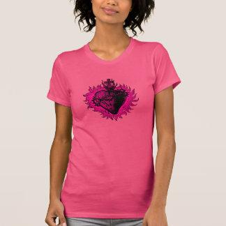 Camisa sagrada para mujer del corazón
