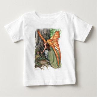 Camisa secreta del niño de la puerta