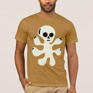 Camisa sin mangas del fantasma de la gota Trippy